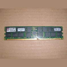 Memorie server 2GB KINGSTON DDR2 PC2100 ECC FRU 41P0252