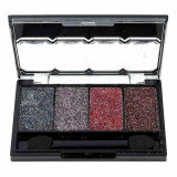 Kit Sclipici cu 4 Glittere Multifunctionale MEIS All Over Glitter - 04 Fantasy Colors