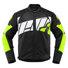 Geaca moto textil Icon Automag 2 culoare Verde/ Negru, marime S Cod Produs: MX_NEW 28204519PE