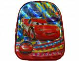 Ghiozdan 3D Cars  2 compartimente Mediu