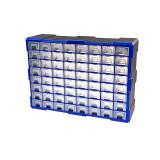 CUTIE ORGANIZATOARE PLASTIC 52X16X37 64 SERTARE