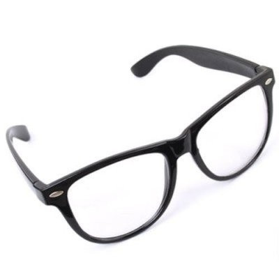 Rame ochelari lentile transparente Wayfayer Ochelari Tocilar Rama neagra foto