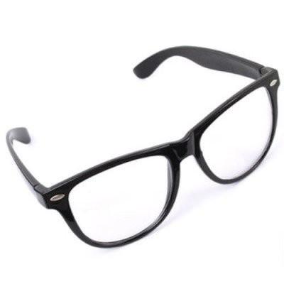 Rame ochelari lentile transparente Wayfayer Ochelari Tocilar Rama neagra