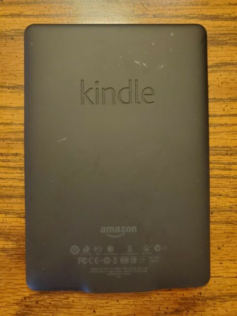 kindle reader Amazon Kindle Paperwhite EY21 2GB Wi-Fi 6in Black EReader