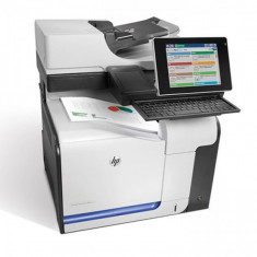 Imprimanta Multifunctionala HP LaserJet Enterprise color flow MFP M575c, 30 pagini/minut, 80.000 pagini/luna, 1200 x 1200 DPI, USB, Network, Fax,