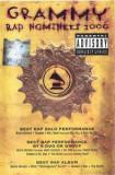 Caseta Grammy Rap Nominees 2000, originala, holograma