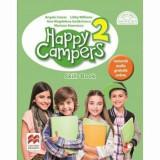Happy campers. Skills Book. Clasa a II-a/***