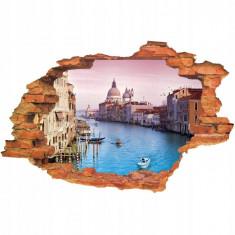 "Sticker ""Wall Crack"" Venetia 9 - 120 x 80 cm"