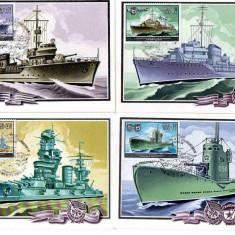 URSS 1982 CM, Vapoare Submarin, Maxime