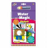 Water Magic: Carte de colorat Jungla vesela