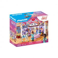 Playmobil Spirit - Magazin accesorii cai in Miradero