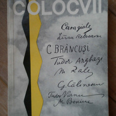 Colocvii - Stefan Banulescu, Ilie Purcaru ,307741