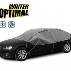 Semi Prelata auto, husa exterioara Opel Astra H (III) Sedan, pentru protectie impotriva inghetului si soarelui, marime L Sedan, lungime 280-310cm,...
