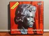 Beehoven – All 9 Symphonies – 7LP Box Set (1976/RCA/RFG) - Vinil/Vinyl/ca Nou, rca records