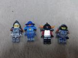 Figurine LEGO (4 buc Nexo Knights)