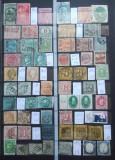 COLECTIE - TIMBRE VECHI -  anunțul nr. 5 - 13.000 lei pentru toate anunturile, Stampilat