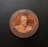 "Medalie Colegiul national "" Ferdinand I "" Bacau - 150 ani"