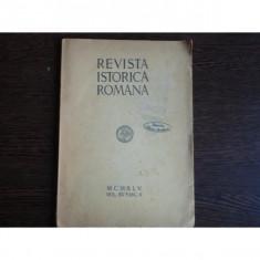 Revista istorica romana, D. Bodin