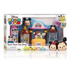 Set de joaca Disney Tsum Tsum, 25 x 40 cm, 3 ani+