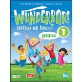 Wunderbar!: Kursbuch 1