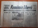 Ziarul romania libera 11 aprilie 1990-continuare interviului cu regele mihai