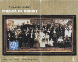 Caseta Alexandru Andries - Muzica de Divort, originala