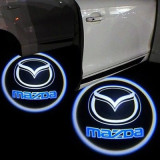 Proiectoare Portiere cu Logo Mazda PREMIUM