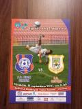 Programe meci:FC Bihor-Mioveni/ALRO Slatina;Ripensia-Gloria BZ/Petrolu Ploiesti