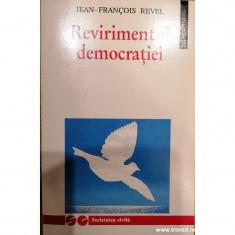 Revirimentul democratiei