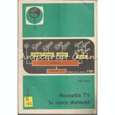 Receptia TV La Mare Distanta - Mihai Basoiu