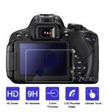 Ecran de protectie, ecran din sticlă temperată pt. Canon EOS 2000D, 6D Mark II