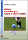 Cumpara ieftin Mijloace pentru insusirea tehnicii jocului de fotbal