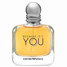Armani (Giorgio Armani) Emporio Armani Because It's You Eau de Parfum pentru femei 100 ml
