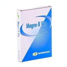 Magne-B Vita Amniocen 20cps Cod: amni00014