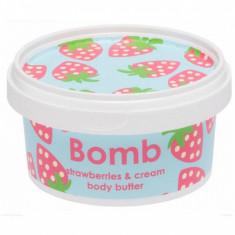 Unt de corp Strawberries & Cream 200 ml