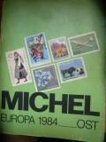 Catalog Michel-Ost - Estul Europei 1984 , 1344 pag ,inclusiv Romania