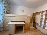 Pachet mobila baiat/fata - pat (cu scara) , biblioteca, birou
