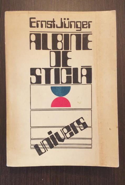 ALBINE DE STICLA - ERNST JUNGER