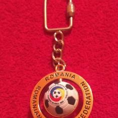 Breloc fotbal - Federatia de Fotbal din ROMANIA