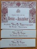 O eticheta interbelica de vin si 2 banderole sticla , din Sfantu Gheorghe , 5