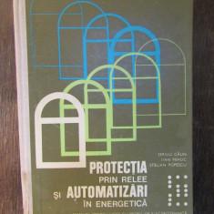 PROTECTIA PRIN RELEE SI AUTOMATIZARI IN ENERGETICA-SERGIU CALIN