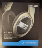 VAND casti Hi-Fi Sennheiser HD 599, Casti Over Ear, Cu fir, Mufa 3,5mm
