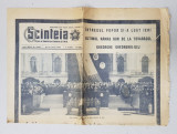 ZIARUL ' SCANTEIA ' , ANUL XXXIV , Nr. 6569 , FUNERARIILE LUI GH. GHEORGHIU - DEJ , MARTIE , 1965