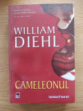 CAMELEONUL- WILLIAM DIEHL, r4e
