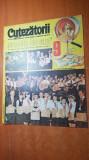 revista pentru copii - cutezatorii  1 martie 1984