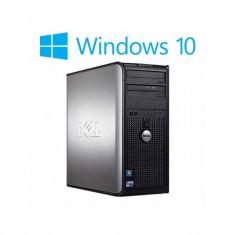 Calculatoare refurbished Dell OptiPlex 380 MT, Core 2 Duo E7500, Win 10 Home