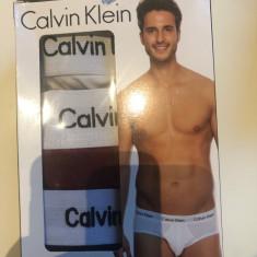 Chiloti Calvin Klein set 3 buc bumbac