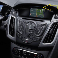 Card Original navigație Ford MFD România 2019 pentru Ford Focus, Fiesta, C-Max