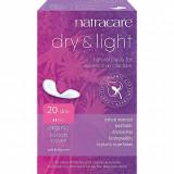 Absorbante light pentru incontinenta urinara, 20 buc, Natracare
