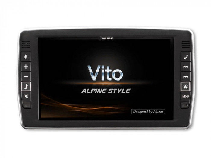 "GPS ALPINE X902D-V447 Display tactil 9"" Bluetooth Harta Europei"